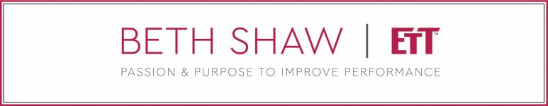 Beth Shaw - ETT™ Practitioner